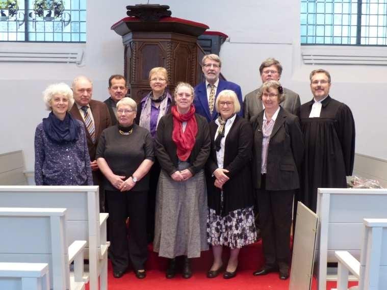 Presbyterium 2016